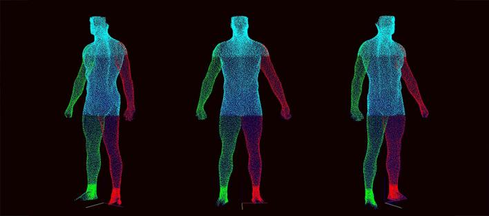 3D Body Scanner - Acustom Apparel NYC