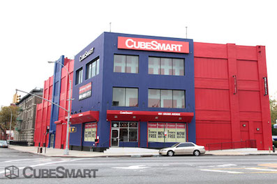 CubeSmart Brooklyn, Queens, Bronx Self Storage NYC