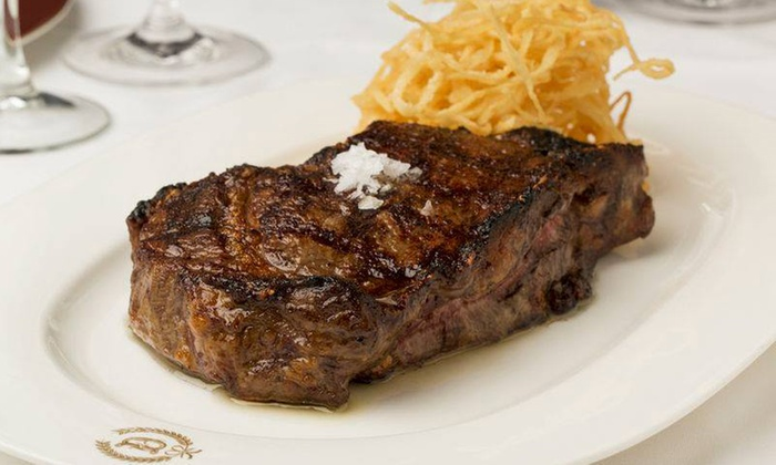 Delmonico's Steak House