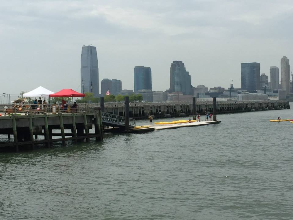 Free Kayaking NYC at NYC Downtown Boathouse