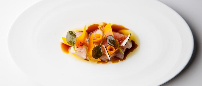 All'onda Hamachi Crudo