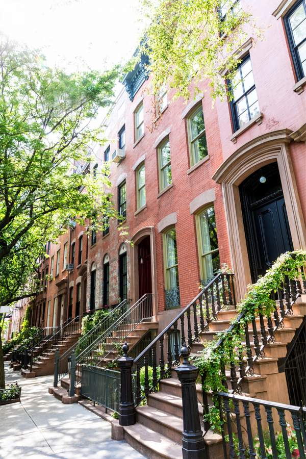 Manhattan Brownstone Apartments