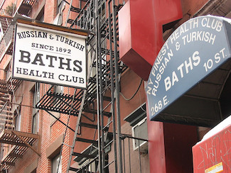 Russian Turkish Bath
