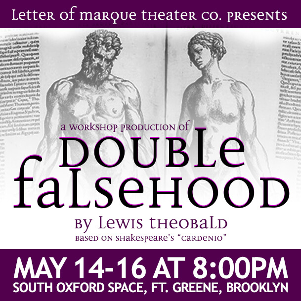 Double Falsehood: Shakespeare, Stage Violence & Soundpainting