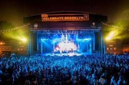 Celebrate Brooklyn! at The Prospect Park Bandshell