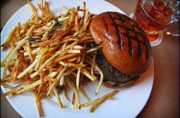 THE SPOTTED PIG: BURGER