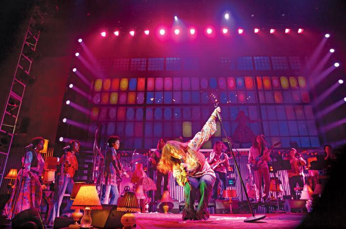 A Night With Janis Joplin Musical
