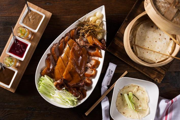 Decoy Peking Duck
