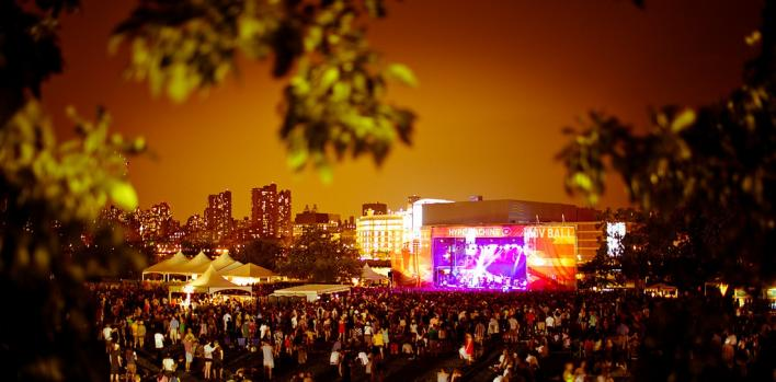 THE GOVERNORS BALL MUSIC FESTIVAL 2013