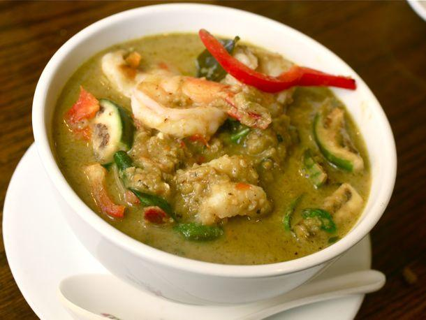 Sripraphai Green Curry