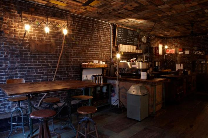 Black Brick Coffee - Bar