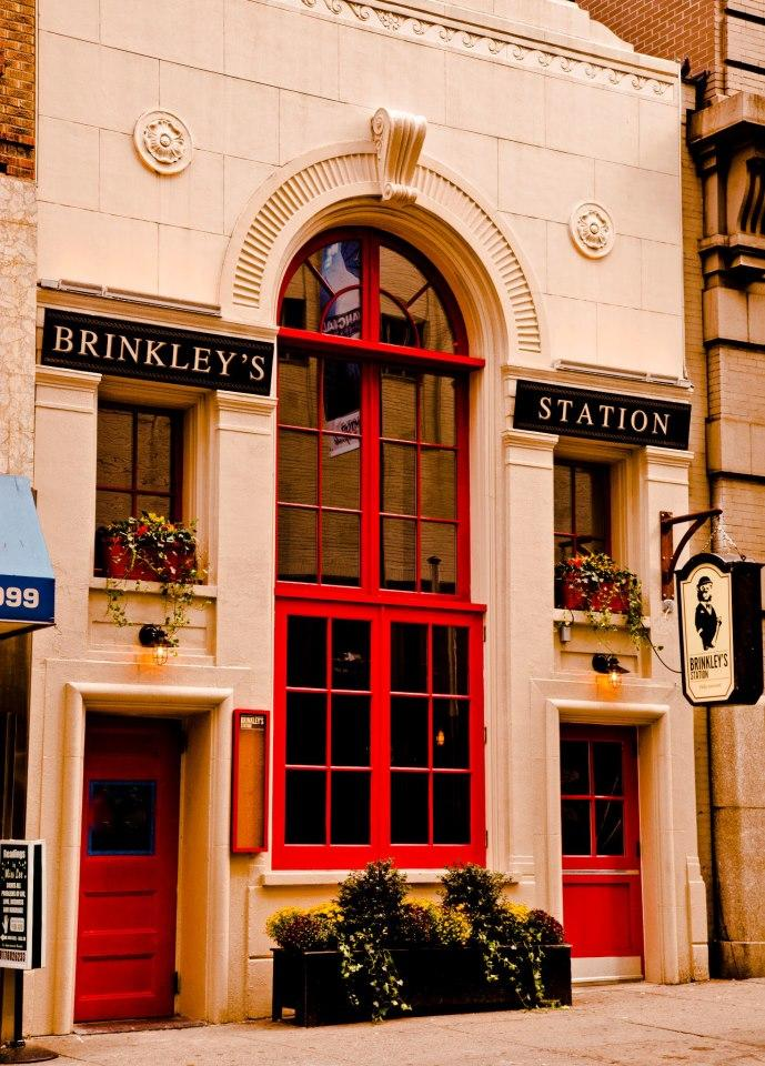 Brinkley's Station Exterior