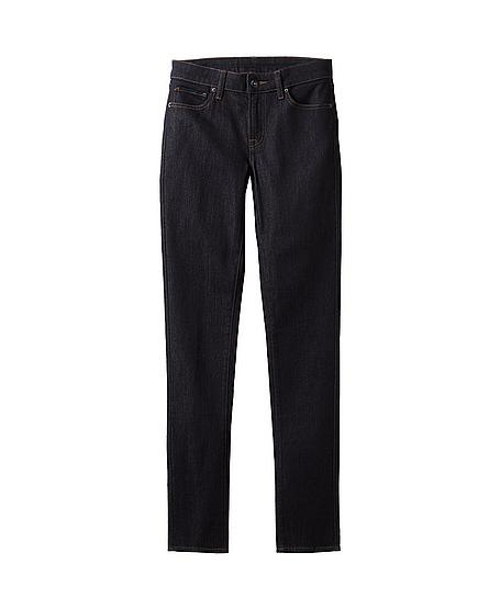 WOMEN SKINNY FIT STRAIGHT JEANS  - UNIQLO