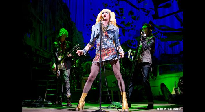 Hedwig and the Angry Inch Broadway