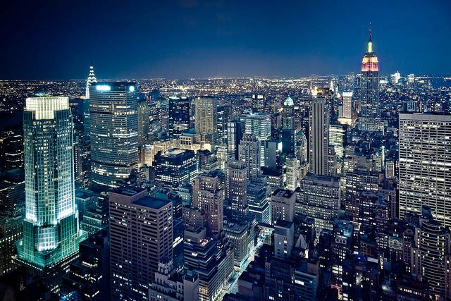 Top of the Rock - New York City - NY | Flickr - Photo Sharing!