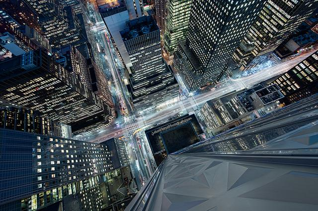 150 East 42nd: Manhattan rooftops have some of the best views the eye can see..   Flickr - Photo Sharing!