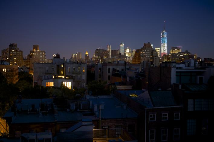 From West Village