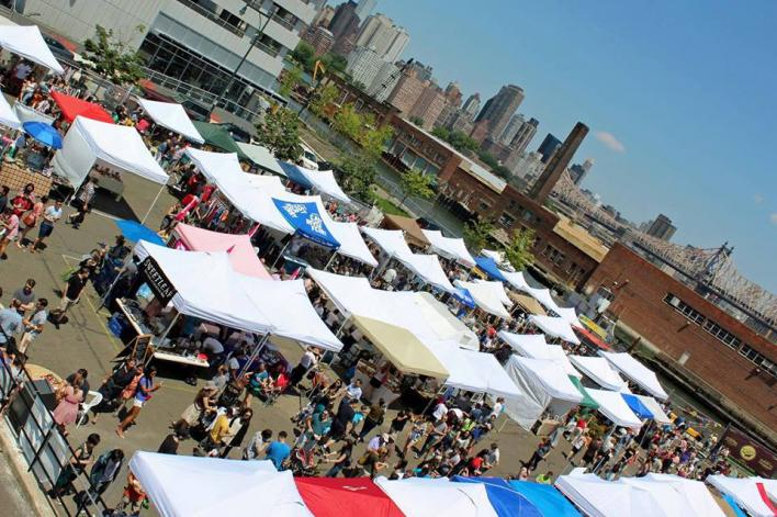 Long Island City Flea Market