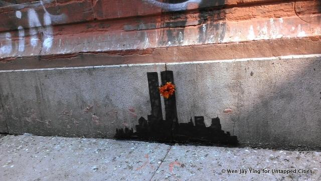Day 15: Twin Towers Tribute in Tribeca