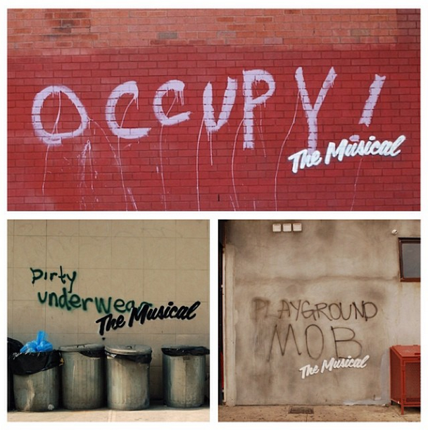 Banksy - Occupy! The Musical