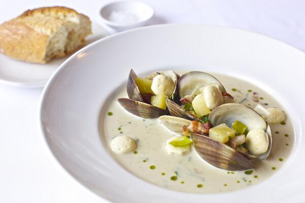 Clam Chowder - The Clam