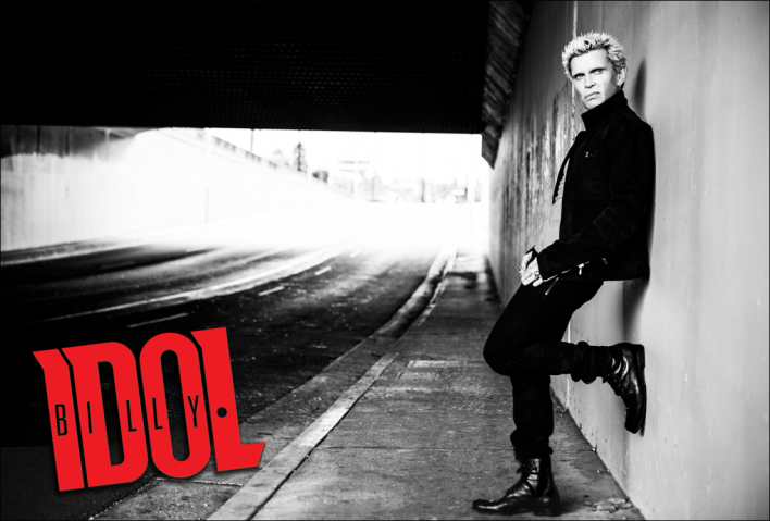 Billy Idol Live Concert: Kings & Queens Of The Underground Live NYC