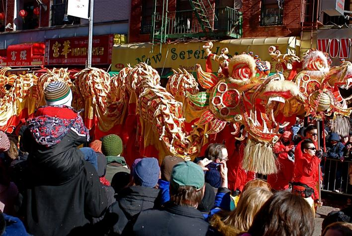 Chinatown New Years Parade