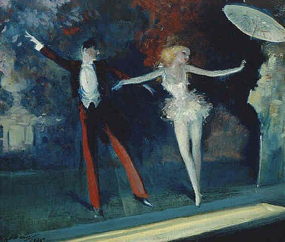 Everett Shin's Curtain Call (1925)
