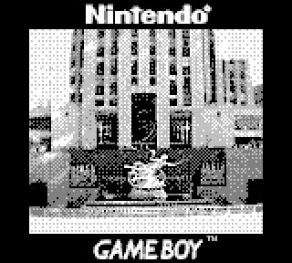 Gameboy Rockefeller Center