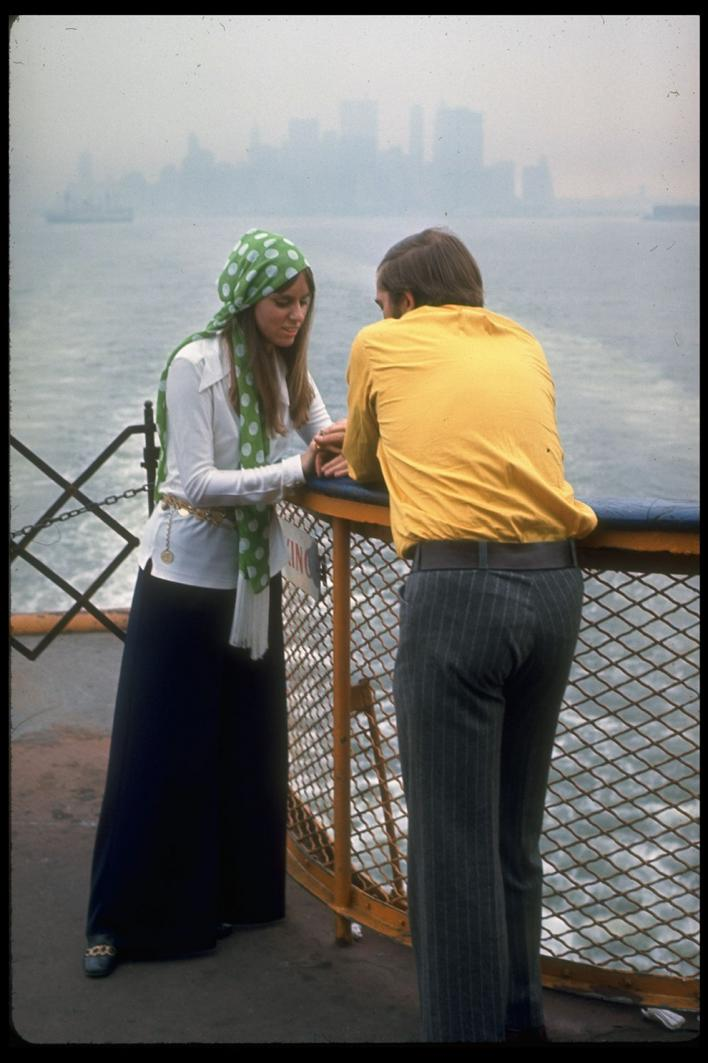 New York City In The Summer Of '69