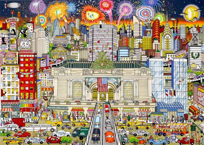 fazzino-cityscape-art-nyc-grand-central-ny-grand-celebration