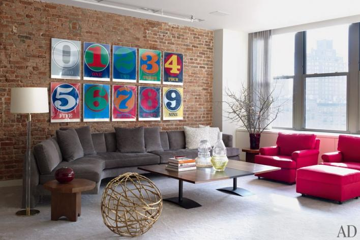 Will Ferrell's Laid-Back New York Loft : Architectural Digest