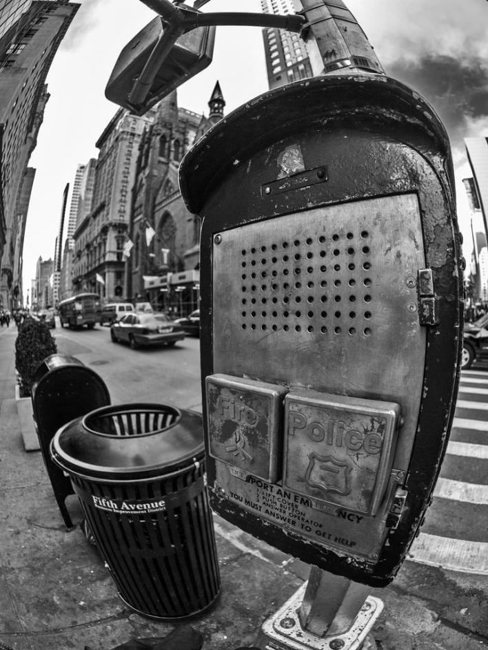 New York Fisheye