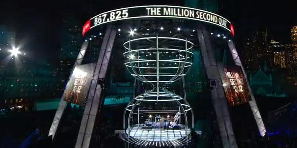 Million Second Quiz set