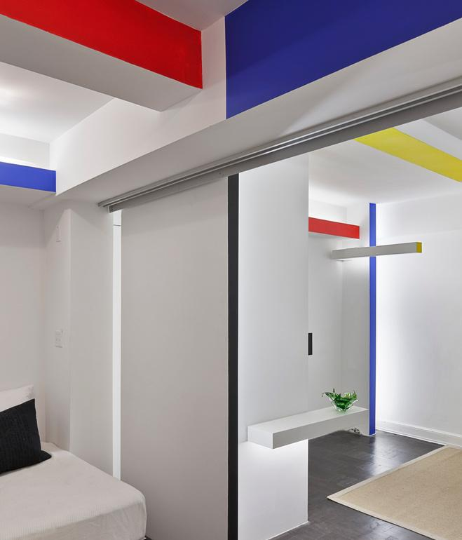 Mondrian Apartment NYC