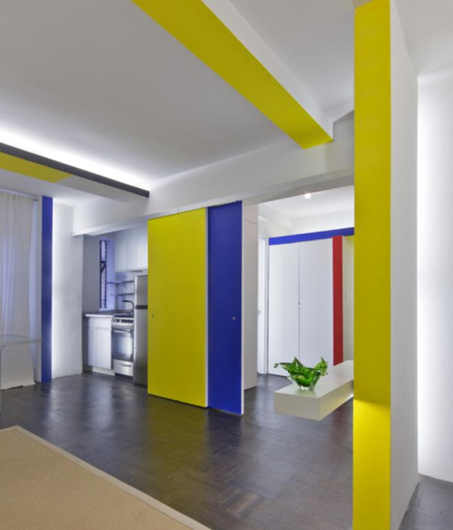 Mondrian Kitchen