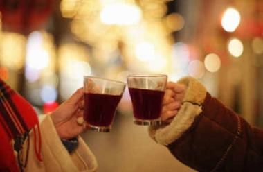 Catching the best Mulled Wine in NYC | freshNYC