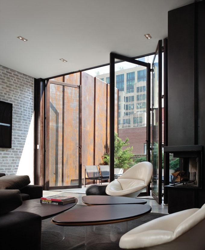 TriBeCa Inverted Warehouse Townhouse