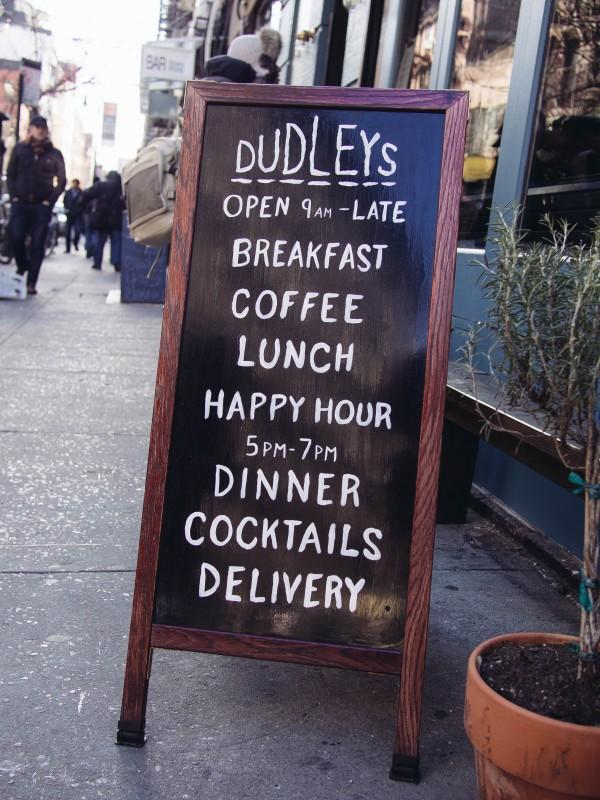 Dudley's NYC