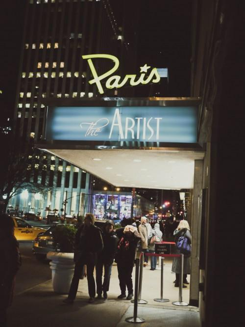 Paris Theatre NYC