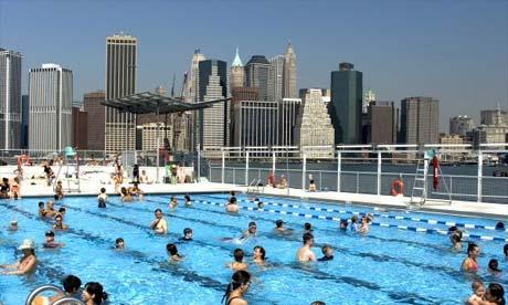 Outdoor Pool NYC