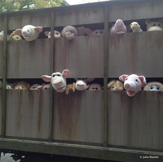"""Sirens of the Lambs"" truck"