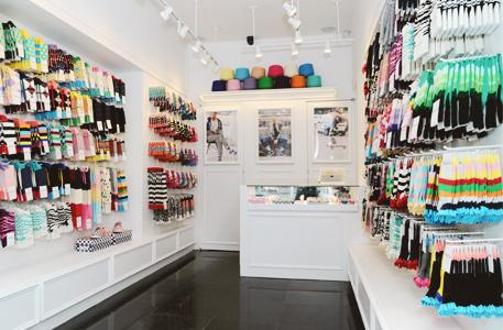 Happy Socks Concept Store NYC