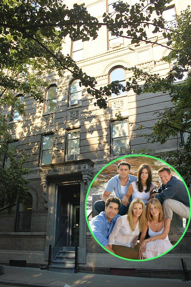 Celebrity Homes In The West Village - Business Insider