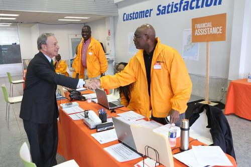 Mayor Bloomberg Launches NYC Restore to Provide One-Stop Locations for City Recovery Services
