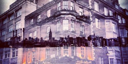 LONDON AND NEW YORK: A DOUBLE EXPOSURE PROJECT