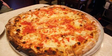 #3 Pizza in NYC