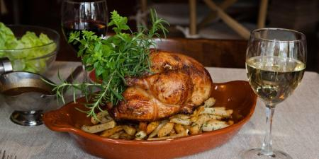 La Mangeoire Roasted Chicken