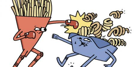 Battle of the Frites
