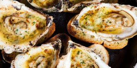 Ditch Plains Oysters